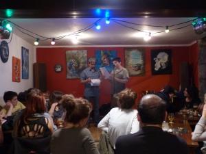 Soirée Slam à Chambéry du mercredi 26 novembre au Le Bruit Qui Court